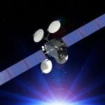 ABS-3A satellite artist's concep